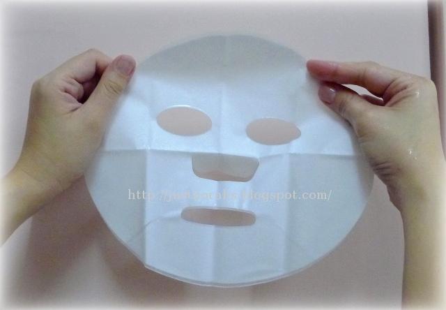 my beauty diary mask instructions