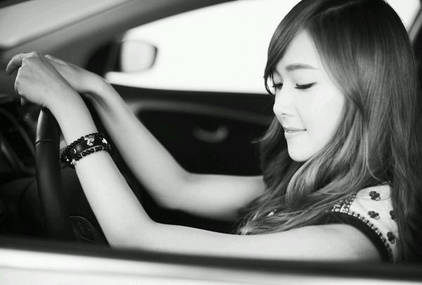 [PICTURE] SNSD Jessica for Hyundai Motors