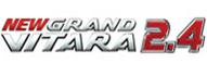 Logo Suzuki New Grand Vitara 2.4