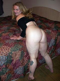 青少年的裸体女孩 - Samantha