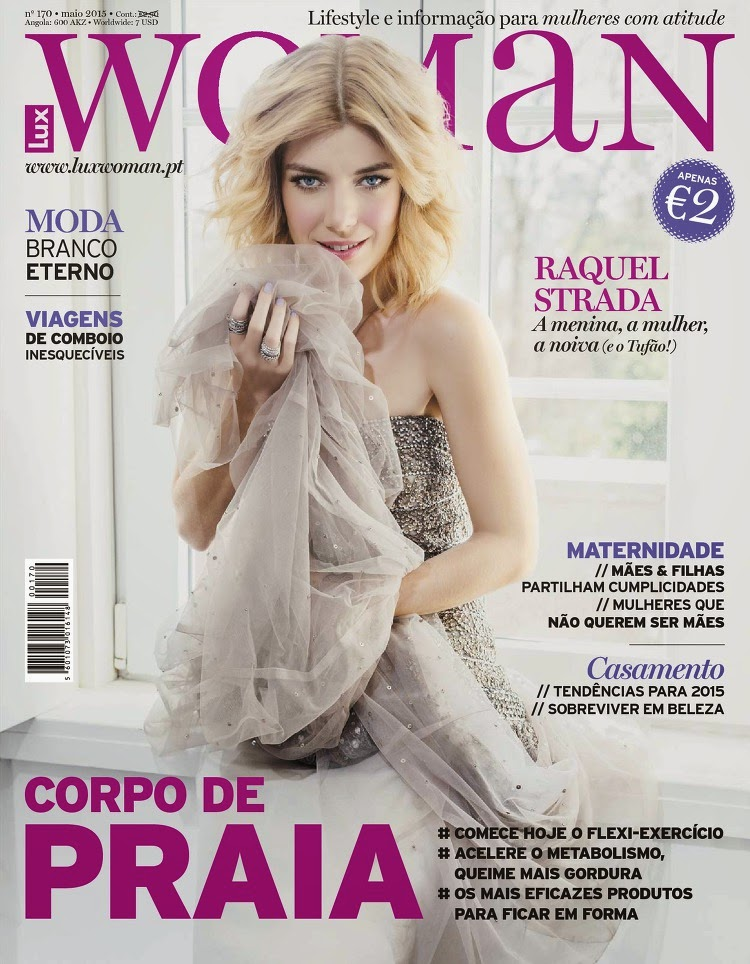 Actress @ Raquel Strada - Lux Woman Portugal, May 2015