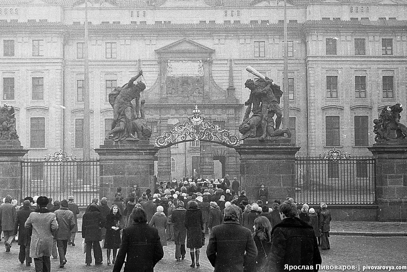 Old photographs of the Czech Republic