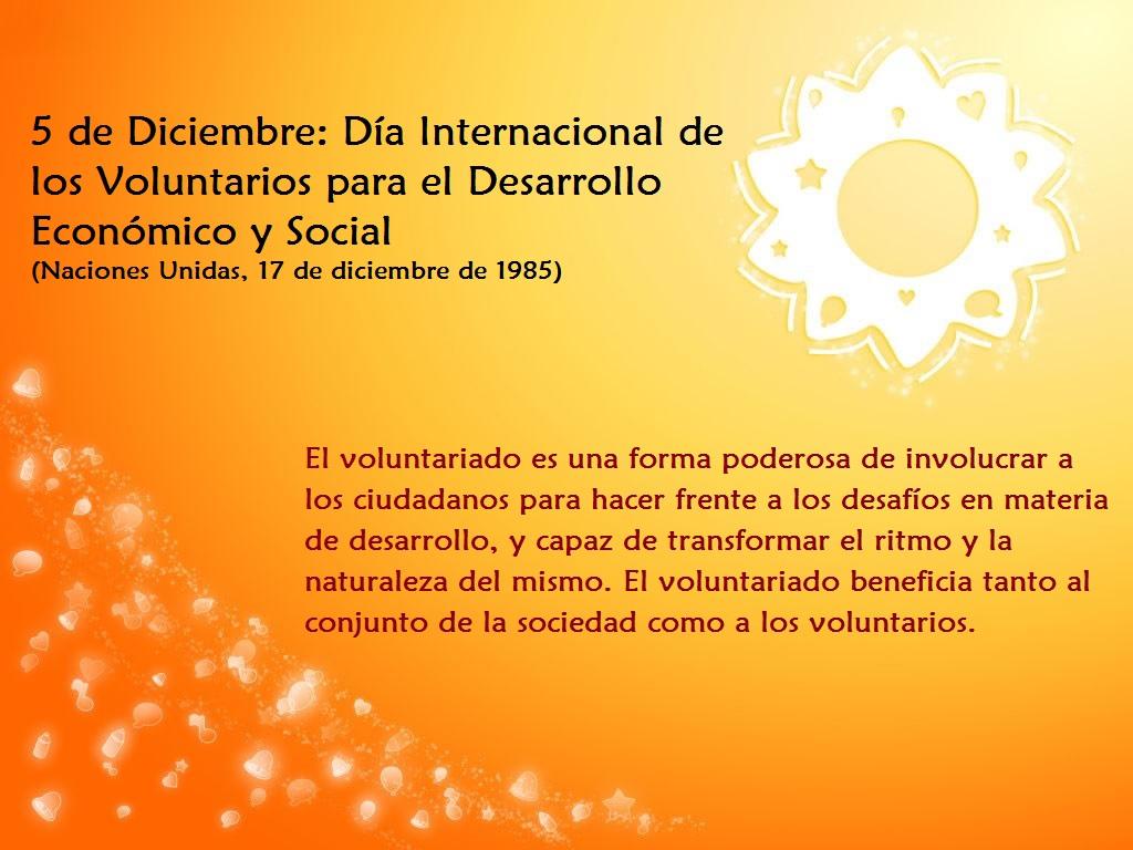 #5DIC ¡¡Felicidades #Voluntarios!!