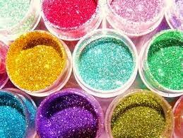 glitter maquiagem