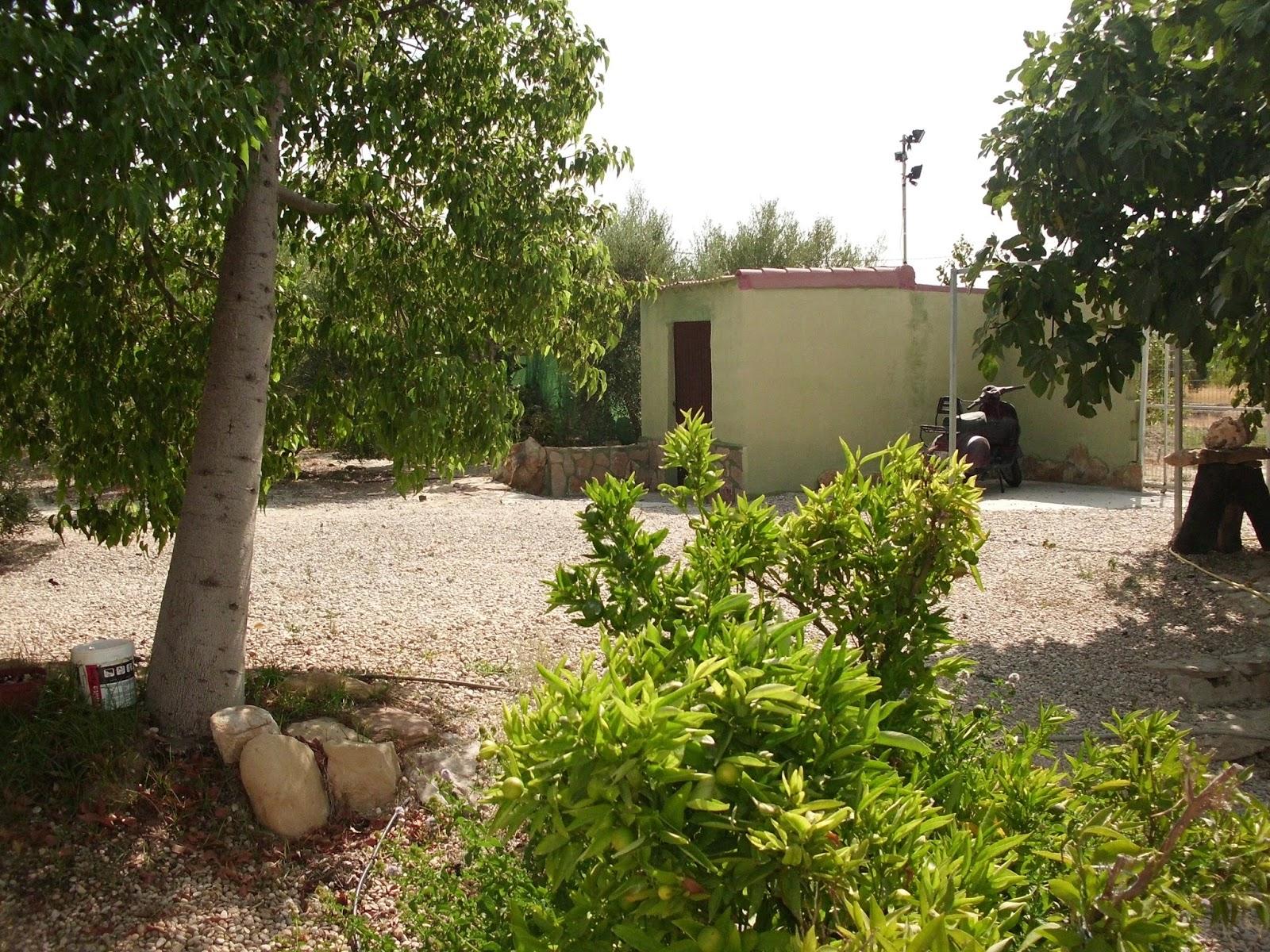 Casa rural cortijo gurugu cieza murcia agosto 2013 - Casa rural cieza ...