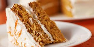 Baked Carrot Cake Recipe