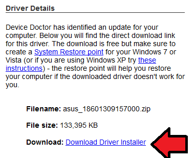 download driver installer