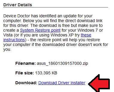 download driver installer