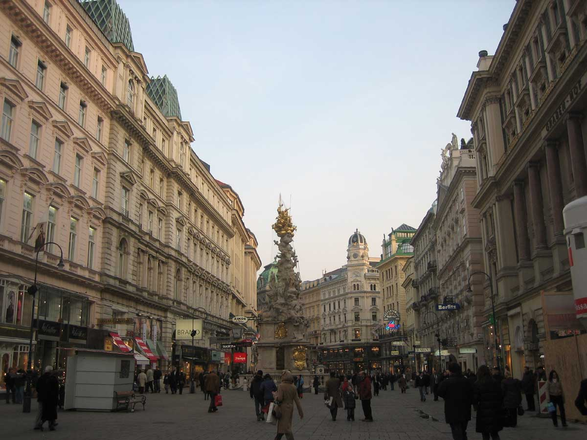 Vienna Austria  city photos gallery : Vienna | The Beautiful City Of Austria | World