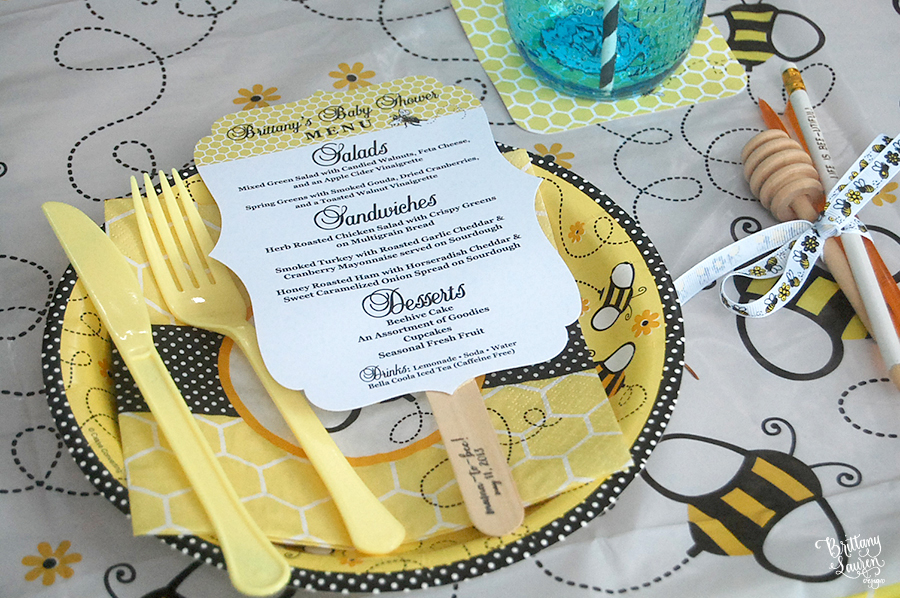 lauren design our bumble bee baby shower theme what will baby bee