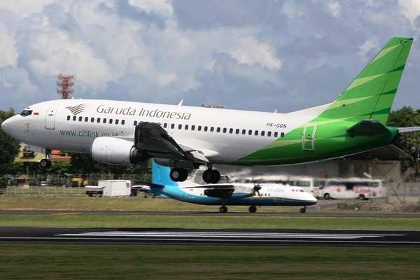 Citilink Tambah Jadwal Penerbangan Dari Jakarta Dan