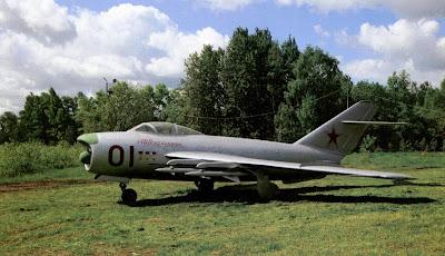 МиГ-17 фото