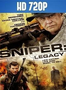 Sniper: Legacy 720p Subtitulada 2014