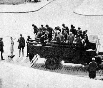 Polish women work German soldiers brothels