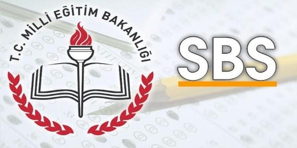 SBS Sonuçları 2013 Açıklandı