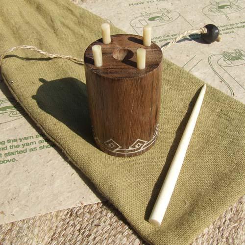 French Knitting Spool : Sorazora new craft tools in stock