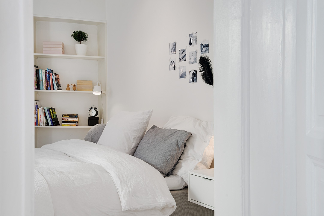 Hogar diez claves para introducir el estilo n rdico en tu for Dormitorio juvenil estilo nordico