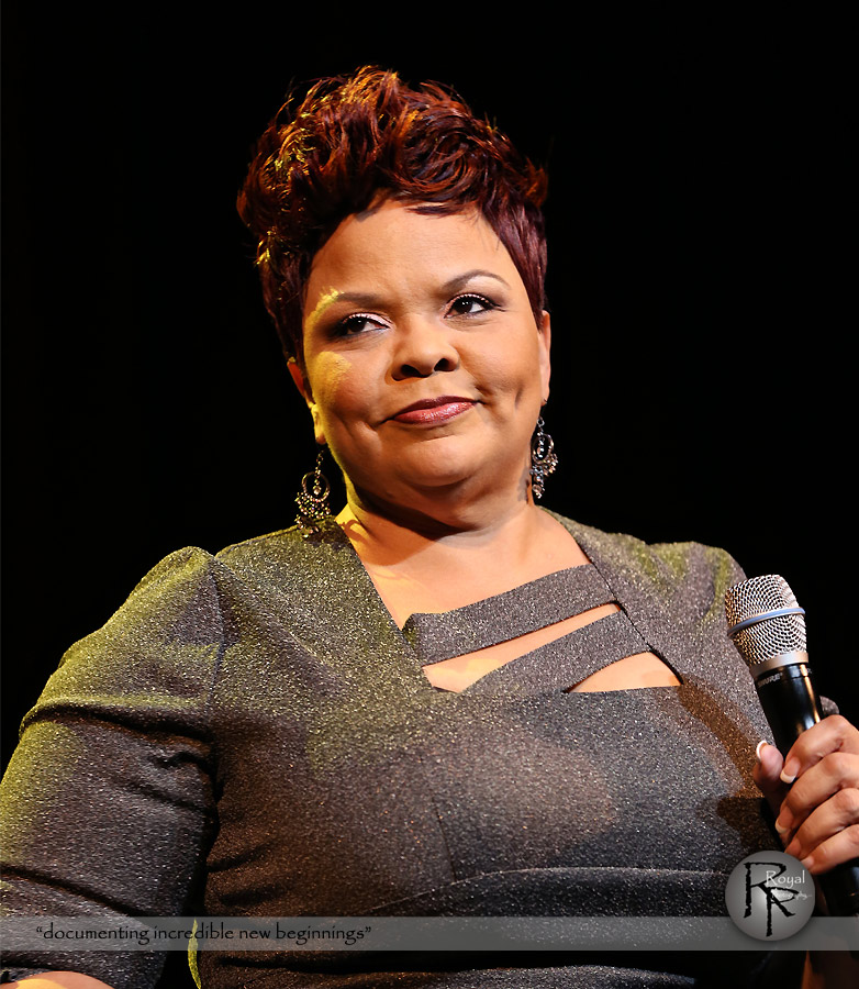 Tamela Mann Performs at the Folly Theater for the SCLC Sprint Artist