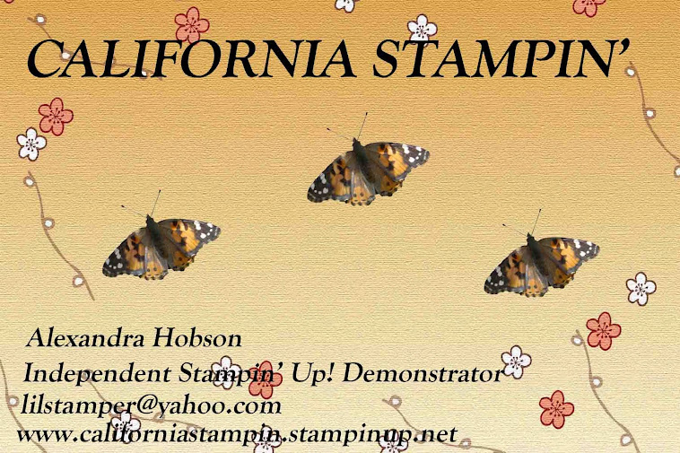 California Stampin'
