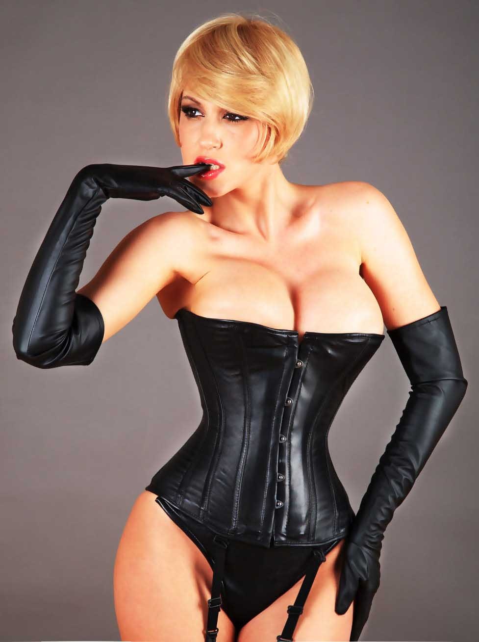 women wearing latex porn
