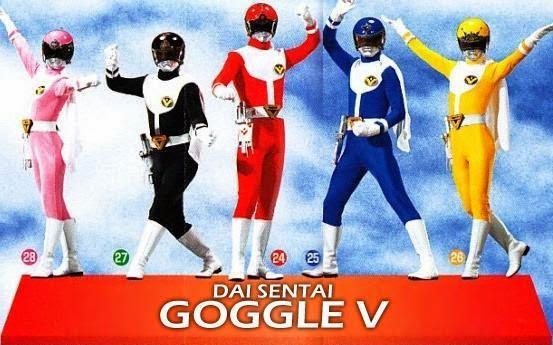 Phim Dai Sentai Goggle V