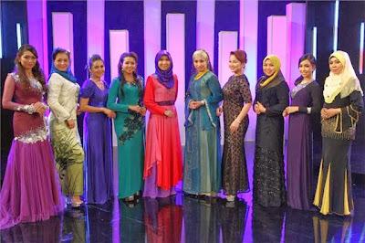 Watie Juara Ratu Rania 2013