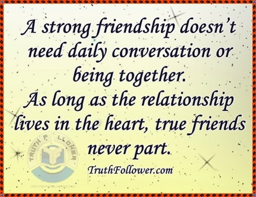 strong friendship bond quotes