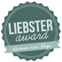 This blog was proud to win the: Liebster Blog Award