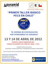 Taller PECS en Chile