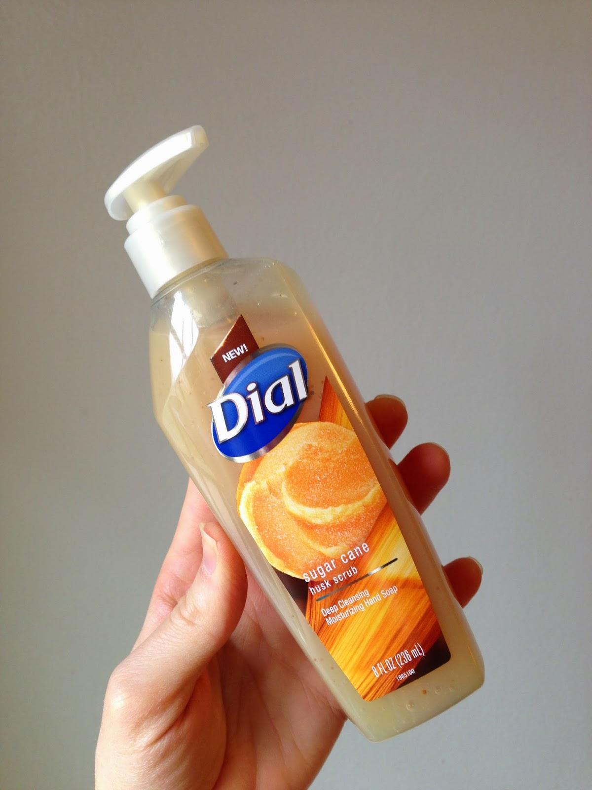 Dial Sugar Cane Husk Scrub giveaway (ends 4/6/15)