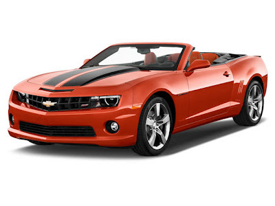 Chevrolet-Camaro-Convertible-1SS - 2012