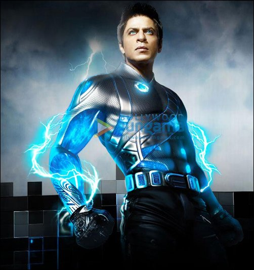 Meet All The Characters From Ra.One!!
