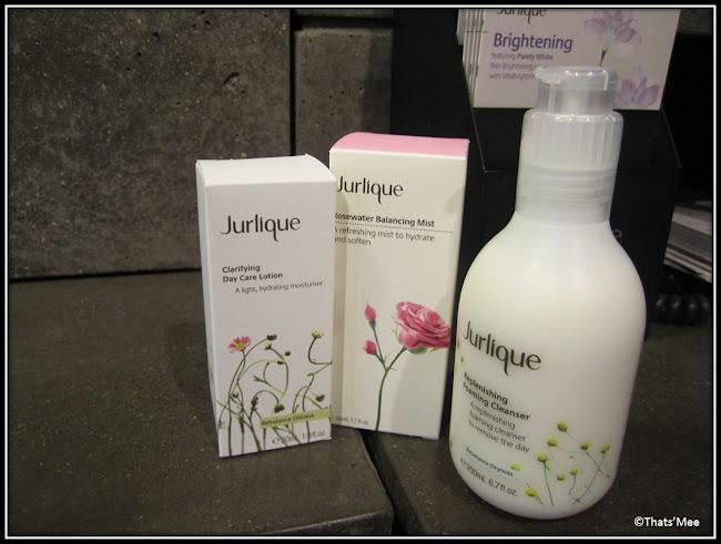 Jurlique cosmétique naturelle australienne routine skincare, beauté cosmétique vegétale Australie