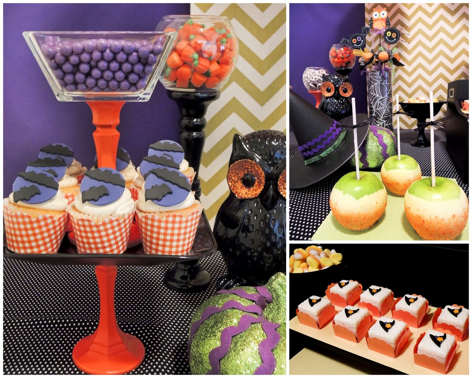 swanky::chic::fete: a wicked cute halloween party