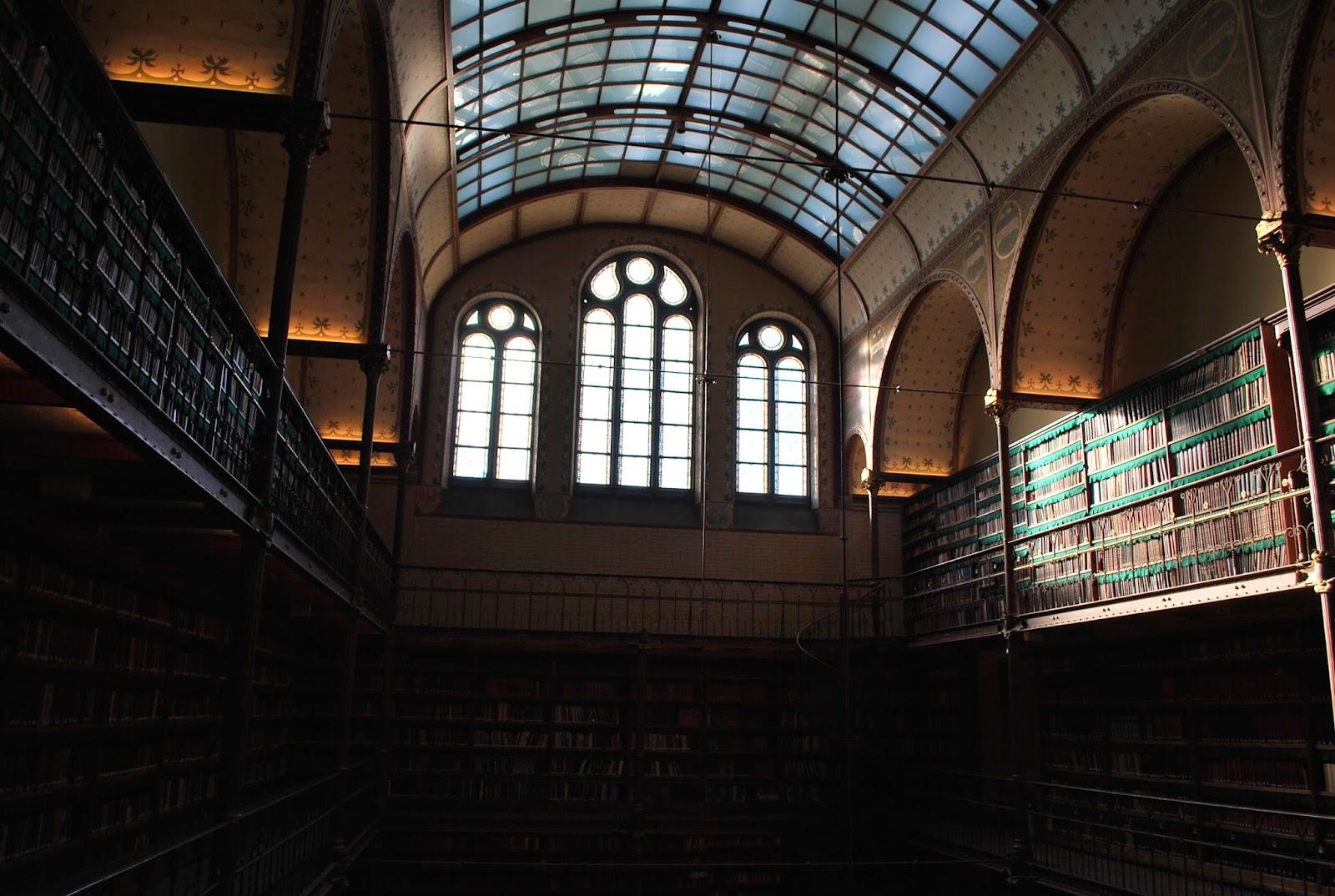 Bibliothèque Amsterdam