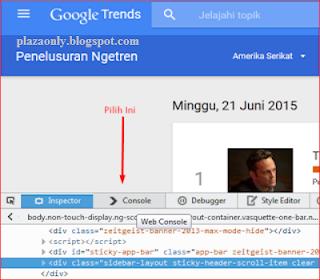 Cara Mencari Kata Kunci atau Riset Keyword Populer di Google Trends