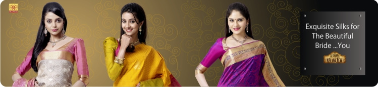 Chennai Silks Women's collections