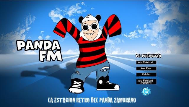 el panda show: