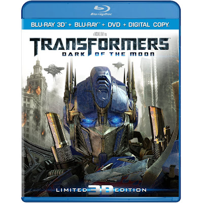 Transformers 3 Bluray