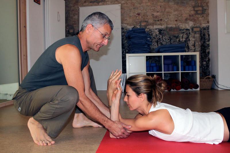 Daniel Orlansky Meridian Yoga