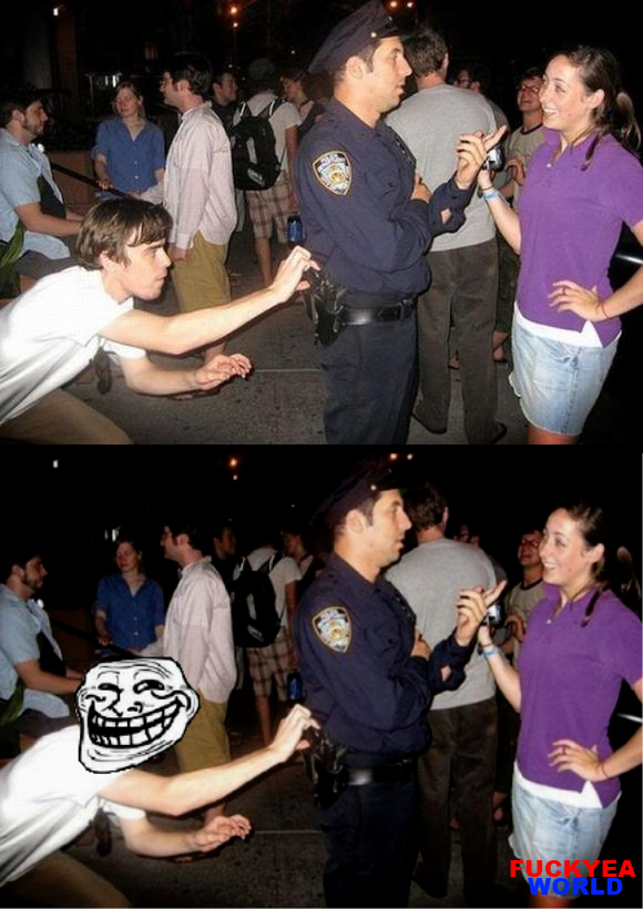 FUCK+YEA+WORLD+ +ROUBANDO+ARMA+ +TROLLAGEM >Trollando a policia