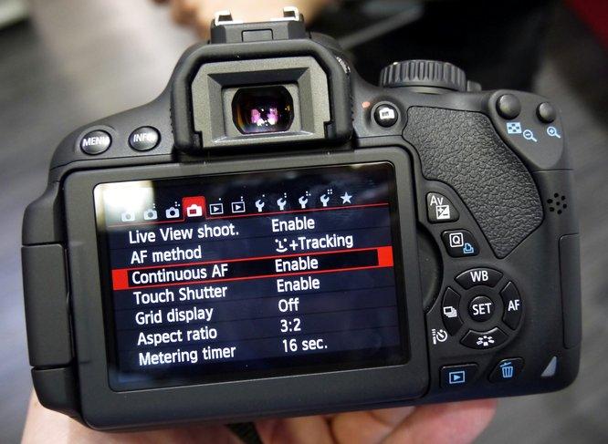 review canon eos 650d