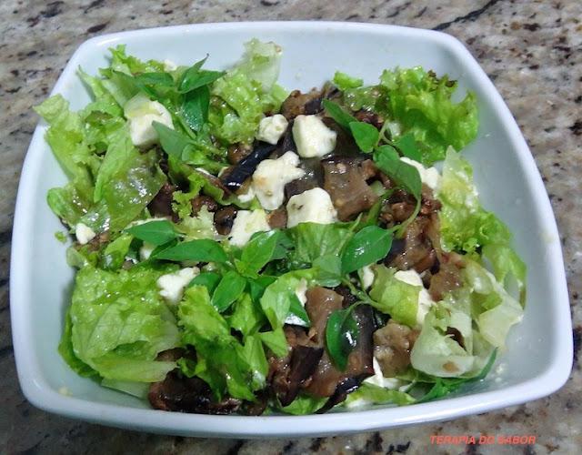 Salada Berinjela