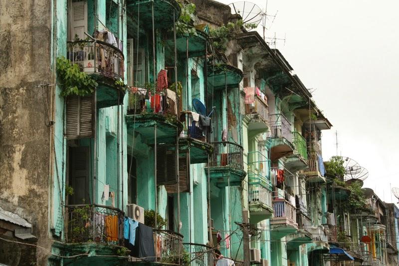yangon neighbourhood