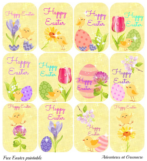 Modest image pertaining to happy easter printable