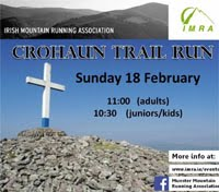 MMRA Trail Race nr Dungarvan, Waterford...Sun 11th Feb