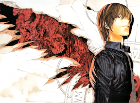 Kira Light Yagami DEATH NOTE
