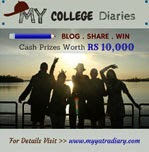 #MyCollegeDiaries Contest