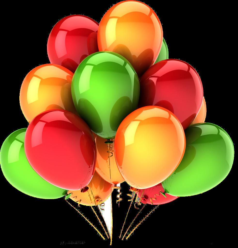 Globos- Ballons png