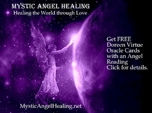 Intuitive Angel Readings by a Certified Angel Therapy Practitioner®
